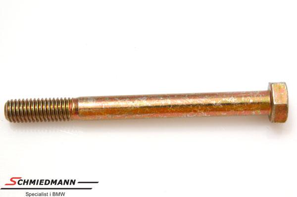 Sexkantskruv  M8X85