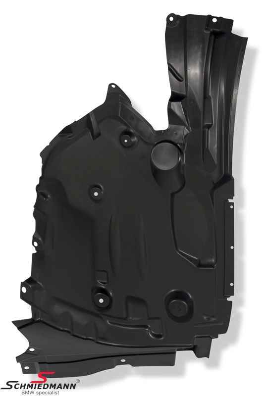 Cover wheel housing front (rear) L.-side