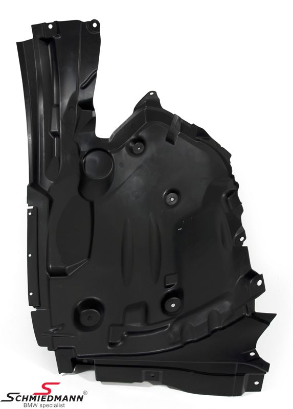 Cover wheel housing front (rear) R.-side