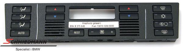 Knöpfe für Bedienteil/Frontplatte Klimaautomatik
