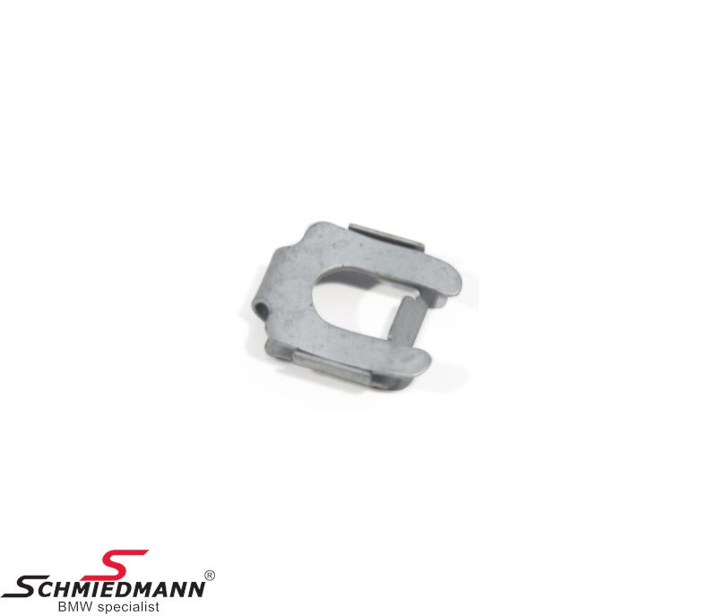 Lock clamp for gearshift