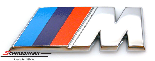 Emblem little M-technik self adhesive