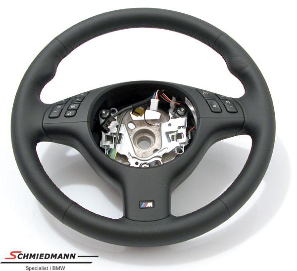 Sportsrat læder M-Technic uden airbag