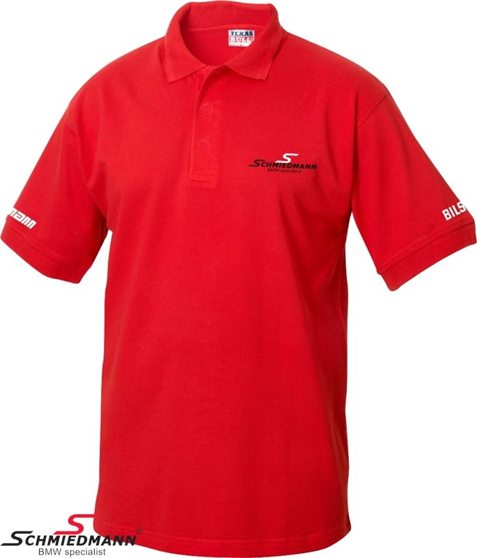 Schmiedmann polo T-shirt stock/workshop staff