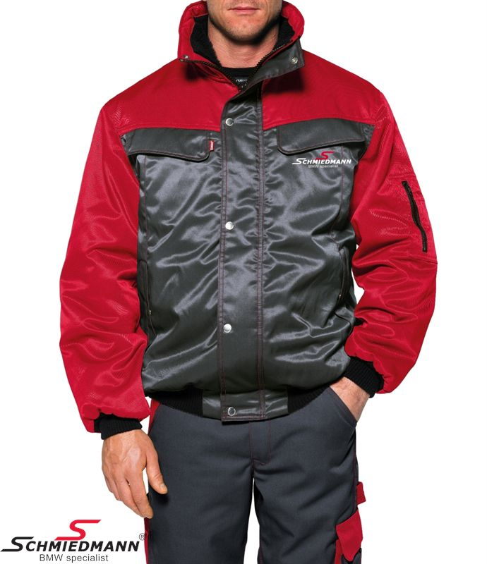 Schmiedmann workshop pilot jacket