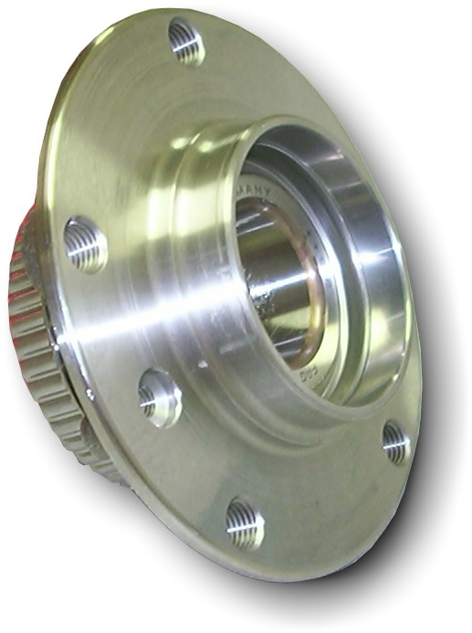 Wheel bearing front asymmetrical D97MM
