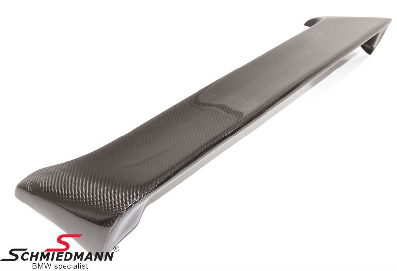 Roof spoiler Sport Edition high version genuine carbon