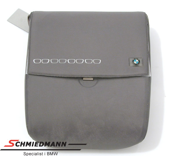 BMW Backpack 39X30X12CM grey