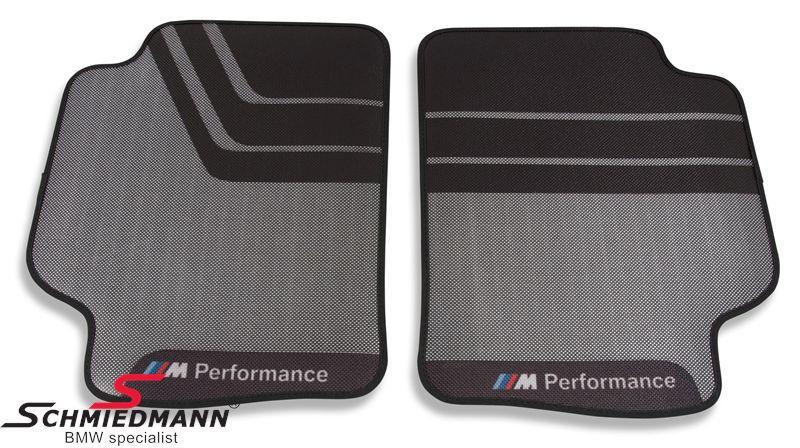 "Fussmatten hinten ""BMW M-Performance"", original BMW"