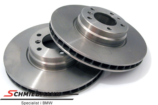 Brake disk front 334X32MM - ventilated