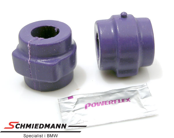 Powerflex racing stabilisatorforingssett foran 27MM