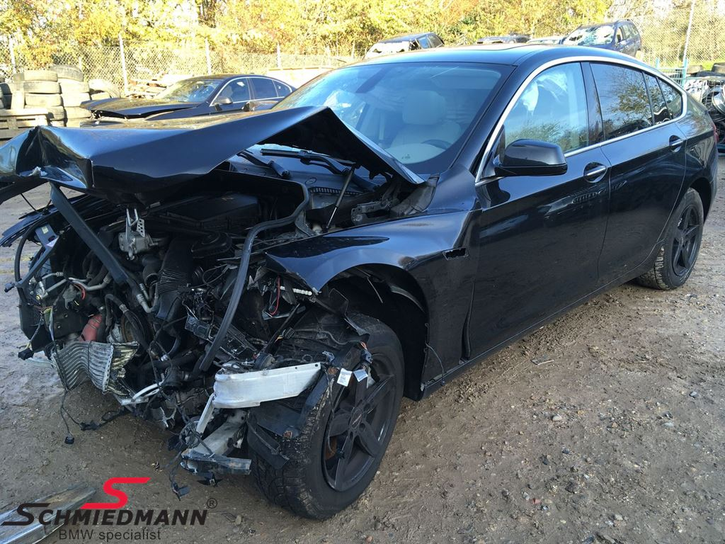 BMW F07 GT Gran Turismo Doors5 535I N55 3.0l 2009 306 HP BLACK SAPPHIRE METALLIC