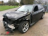 BMW F31 Touring Touring 320D N47T 2,0l 2013 184 HP BLACK SAPPHIRE METALLIC
