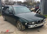 BMW E39 Touring 530d 3.0l 2001 193 HP Oxford-Green