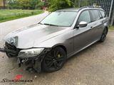 BMW E91 LCI Touring 335D M57Y 3.0l 2009 286 HP SPACEGRAU METALLIC