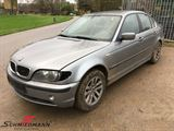 BMW E46 Limousine 316i N46 1.8l 2004 116 HP SILBER-GRAU METALLIC