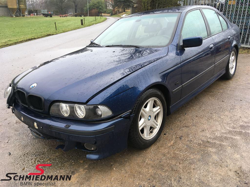 BMW E39 Limousine 528I M52 2,8l 1996 193 HP BIARRITZ-BLAU