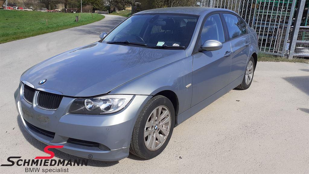 BMW E90 Limousine 318I N46 2.0l 2006 129 HP ARKTIS METALLIC
