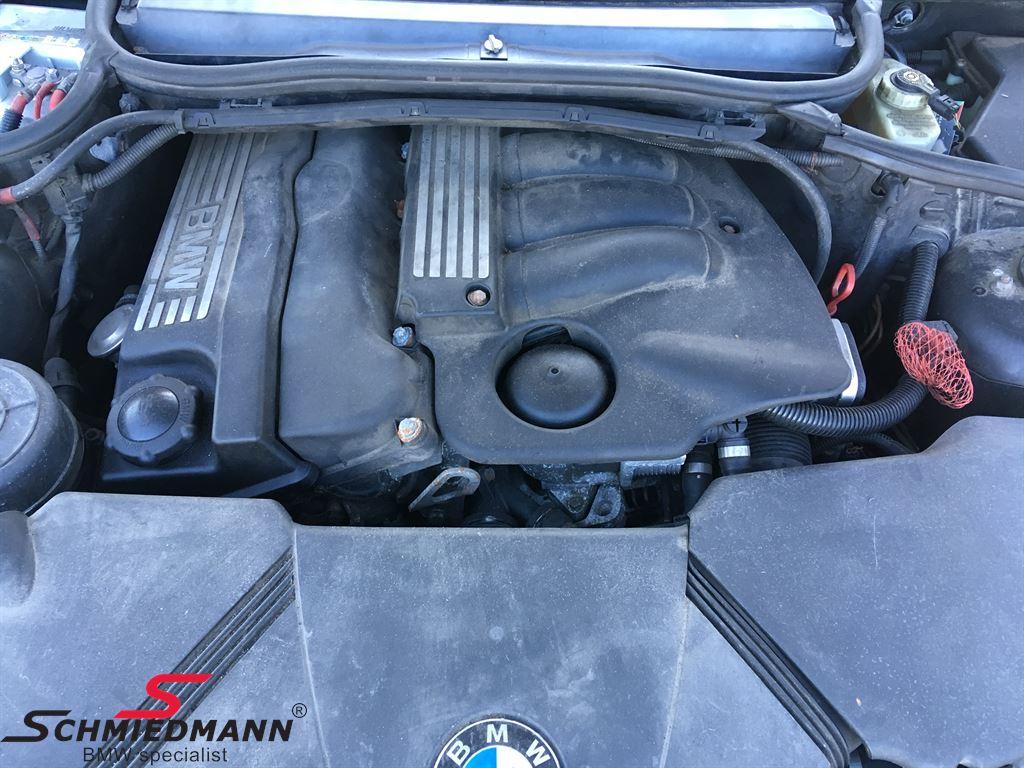 BMW E46 Compact 318TI N42 2.0l 2002 143 HP BLACK 2