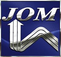 JOM logo