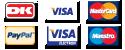 Payment method logos