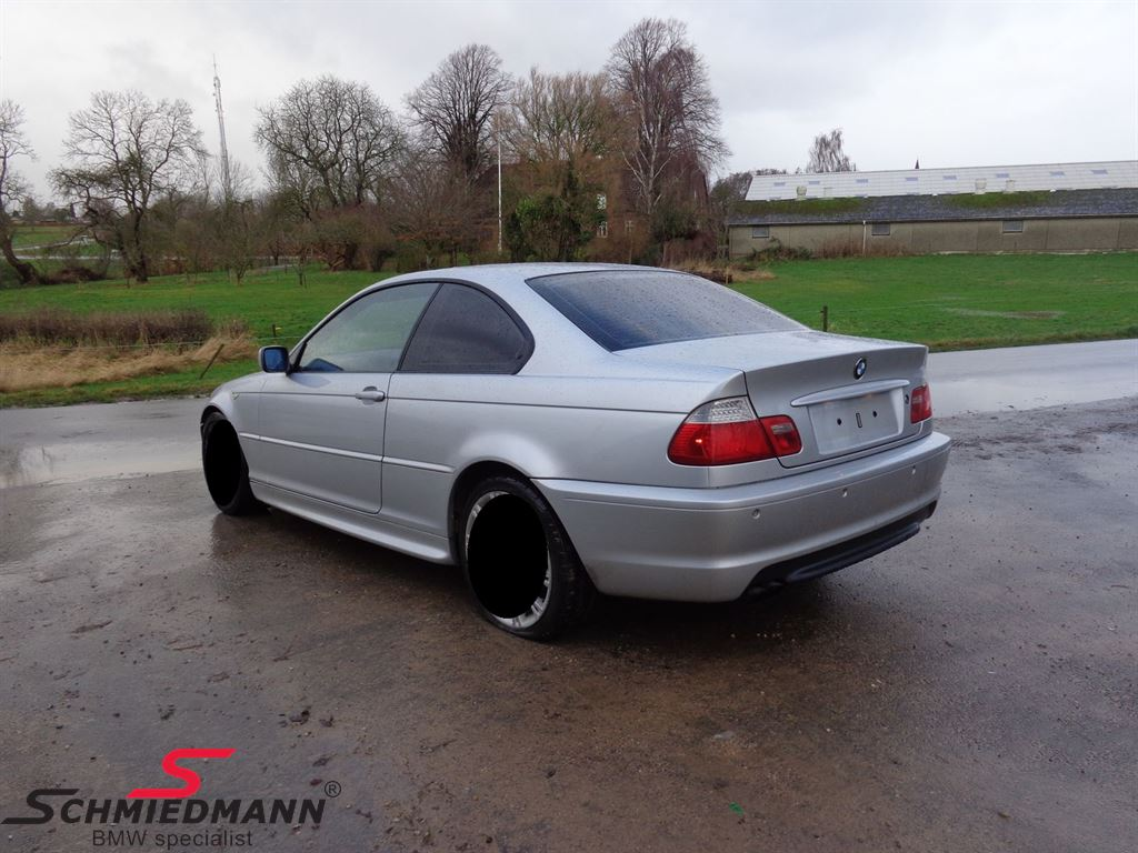 Recycled Car Bmw E46 Coupe Page 1