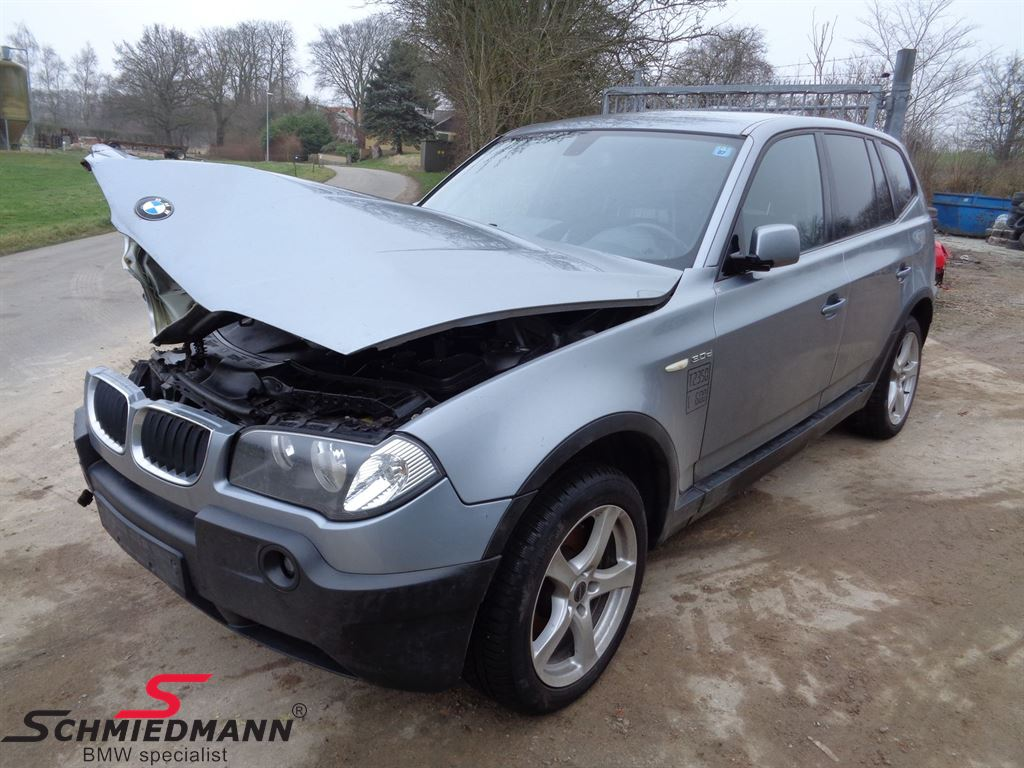 Recycled car - BMW X3 (E83) SAV - page 1
