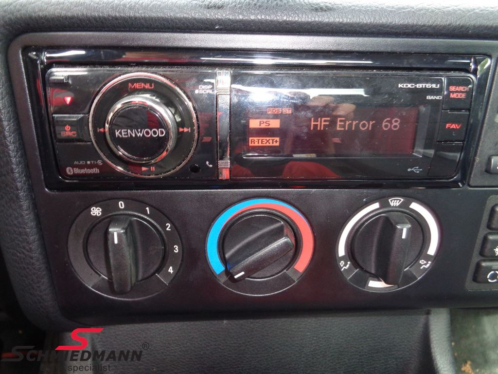 Recycled car - BMW E36 Compact - page 1