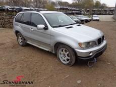 BMW X5 (E53) X5 3.0I M54 2001