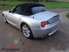 BMW Z4 (E85) Z4 2.5i 2004