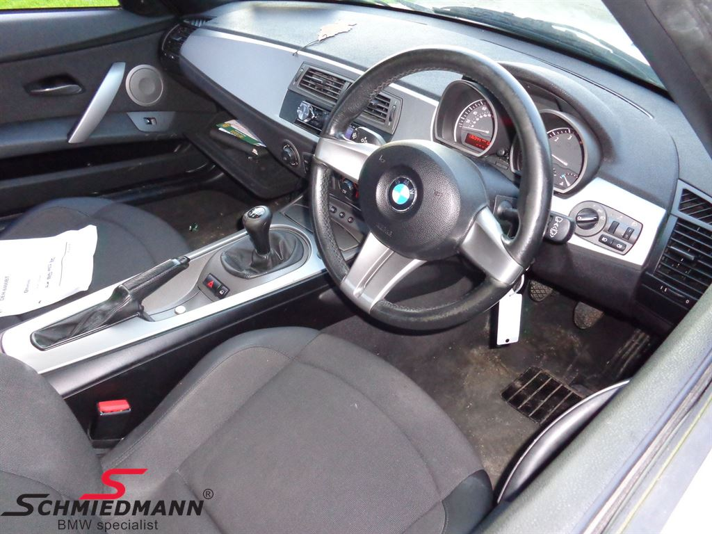 Verwertungsfahrzeug Bmw Z4 E85 Cabriolet Seite 1