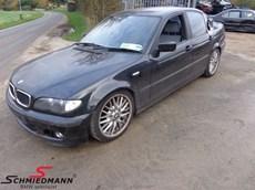 BMW E46 320D M47/TU 2003
