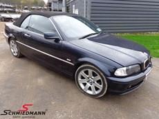 BMW E46 325I M54 2001