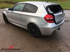 BMW E81 120D N47 2009