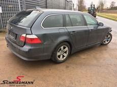 BMW E61 LCI 520D N47 2008