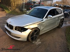 BMW E81 116D N47 2010