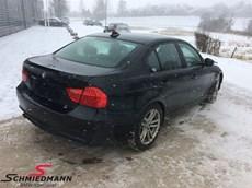 BMW E90 LCI 318D N47T 2011