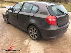 BMW E87 LCI 118D N47 2009