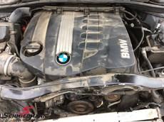 BMW E91 LCI 325D N57 2010