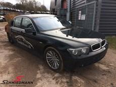 BMW E65 745I N62 2002