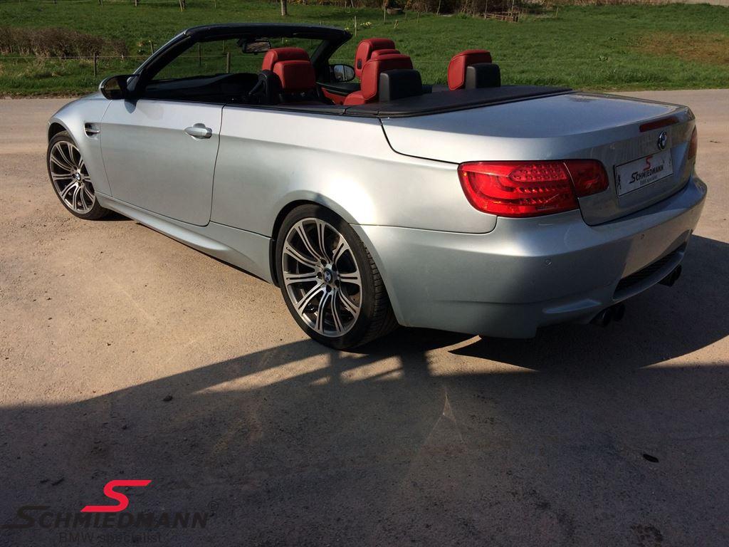 Bil til ophug - BMW E93LCI Cabriolet - side 1