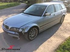 BMW E46 320I M54 2001