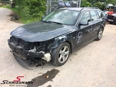 BMW E61 LCI 530XD M57/T2 2007