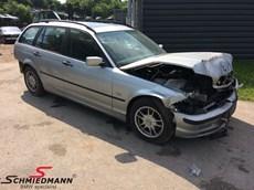 BMW E46 320D M47 1999