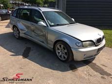 BMW E46 330D M57 2000