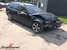 BMW E46 330D M57 2002