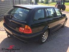 BMW E46 320D M47DO1 2002