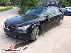 BMW E61 LCI 525D M57/T2 2010