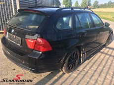 BMW E91 LCI 320D 2008