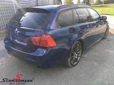 BMW E91 LCI 320D N47 2010